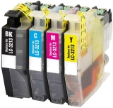 LC-3213VAL kompatible Tintenpatrone Brother Multipack cmyk
