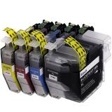 LC-3219XLVAL kompatible Tintenpatrone Brother Multipack cmyk