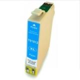 18XL kompatible Tintenpatrone Epson cyan C13T18124010