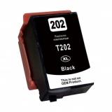 202XL kompatible Tintenpatrone Epson schwarz C13T02G14010