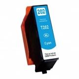 202XL kompatible Tintenpatrone Epson cyan C13T02H24010
