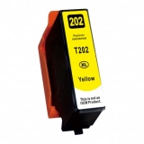202XL kompatible Tintenpatrone Epson yellow C13T02H44010