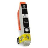 24XL kompatible Tintenpatrone Epson schwarz C13T24314010