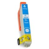 24XL kompatible Tintenpatrone Epson cyan C13T24234010