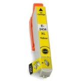 24XL kompatible Tintenpatrone Epson yellow C13T24344010