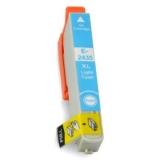 24XL kompatible Tintenpatrone Epson cyan hell C13T24354010