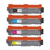 TN-241/TN-245 kompatibler Toner Brother Rainbow Kit cmyk