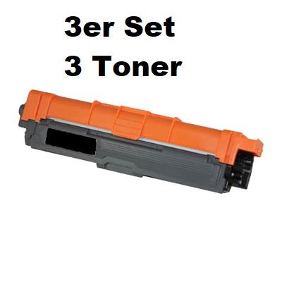 TN-247BK kompatibler Toner Brother schwarz 3er Pack